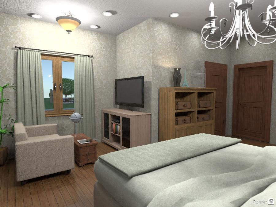 Rinnovare La Camera Da Letto Fai Da Te : Master bedroom house ideas planner 5d