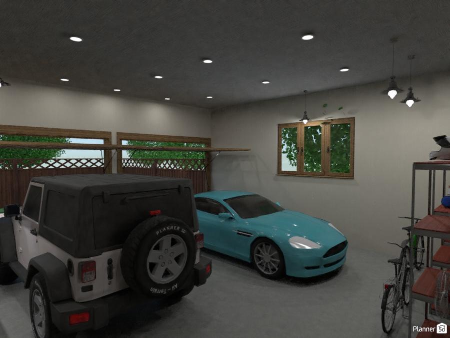 Garage idee per case indipendenti planner d