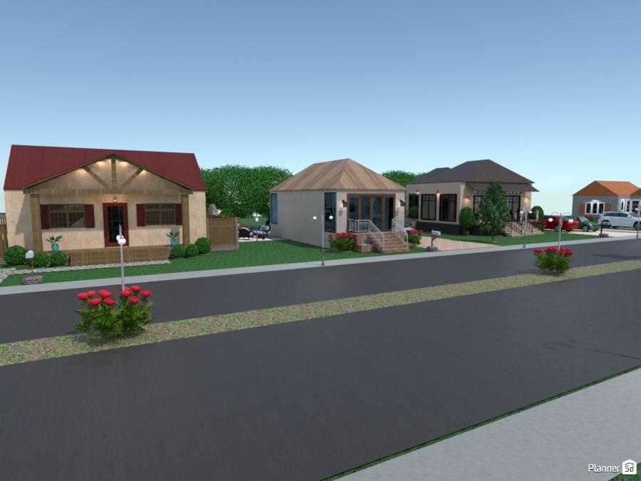 The Neighborhood Ideas Para Apartamentos Planner 5d