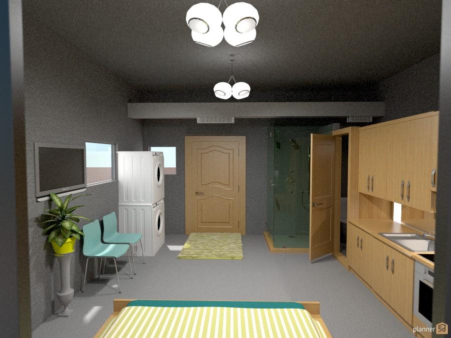 under 400 sq. ft. renovation 1249304 by Joy Suiter image