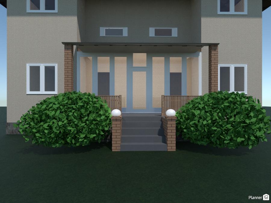 дом Ideas Para Apartamentos Planner 5d