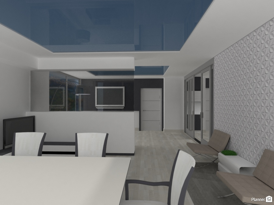 Rooftop Apartment 2398116 by Carolina image