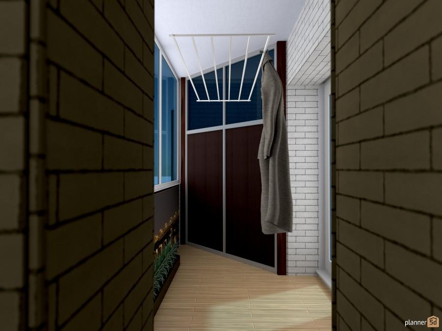 Балкон 770513 by Татьяна Максимова image