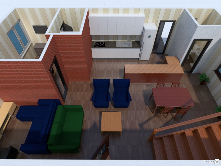 Layout house ideas planner d