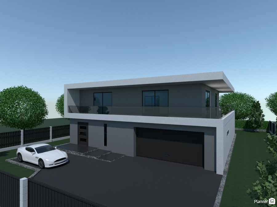 Modern house 2584018 by 3mil Designs image