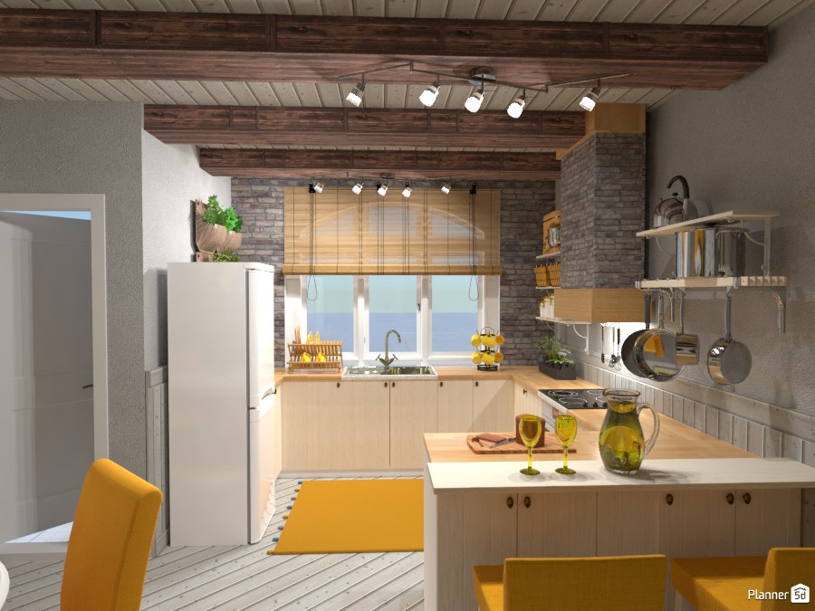 Spring kitchen 80646 by Moonface image