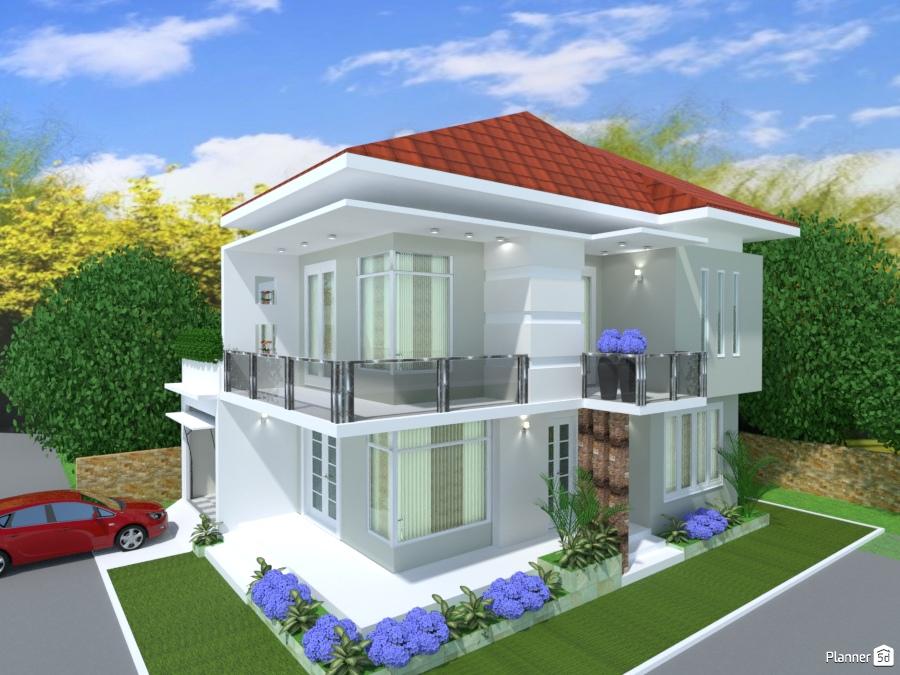 Casa Familiar Dos Plantas Iii Ideas Para Casas