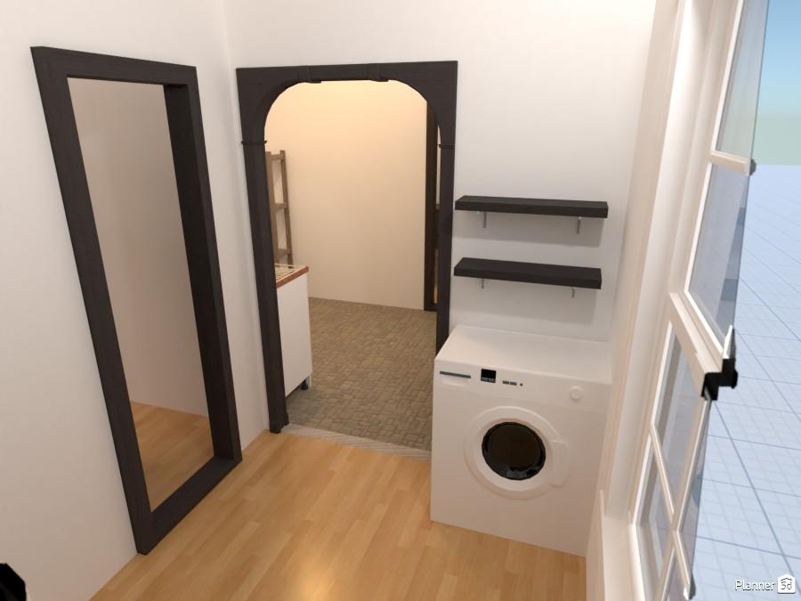 Mosokonyha 2 - Laundry Room 2 4045714 by Cailla&Miki image