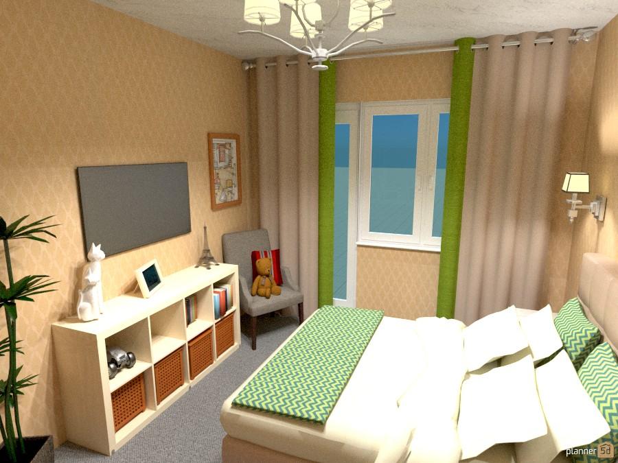 Спальня 688754 by Светлана image