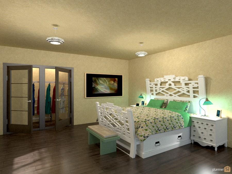 designer headboard n foot board 922584 by Joy Suiter image