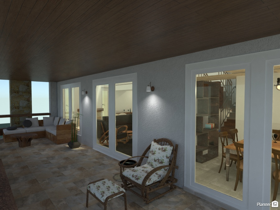 ideas terrace ideas