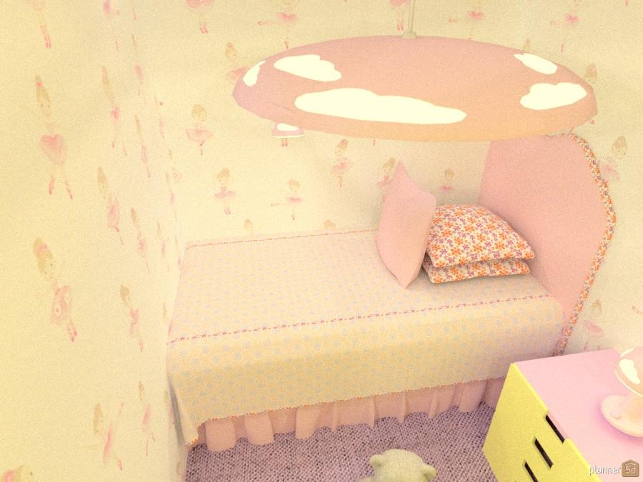 Детская комната 711185 by Лилия Моисей image