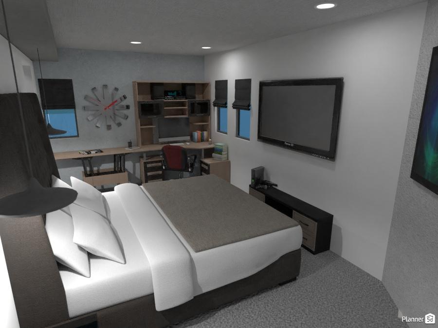 Idee Per La Camera Fai Da Te : Master bedroom with wir and ensuite idee per l angolo fai da te