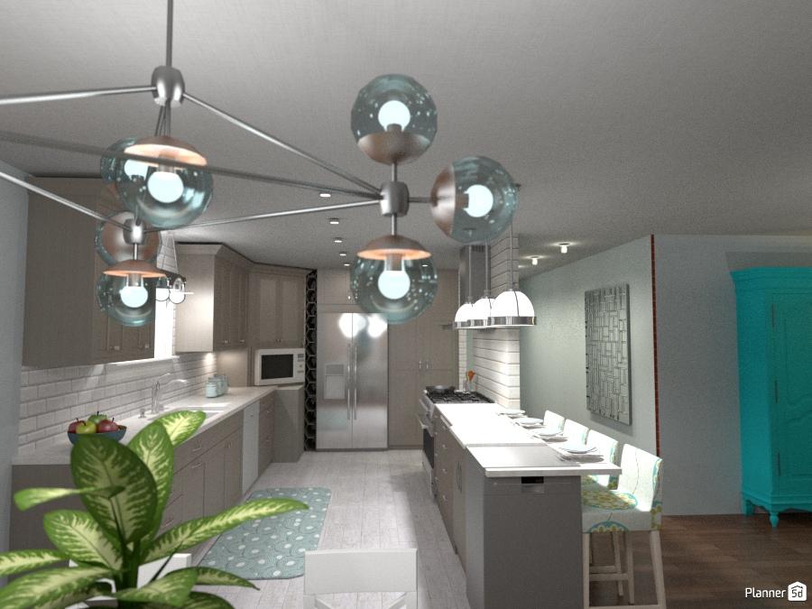 Kitchen Renovation - Kitchen ideas - Planner 5D