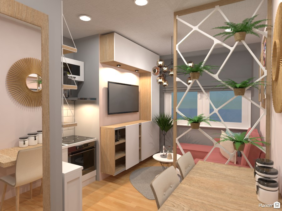 14m2 Apartment 3418210 by Arnie image