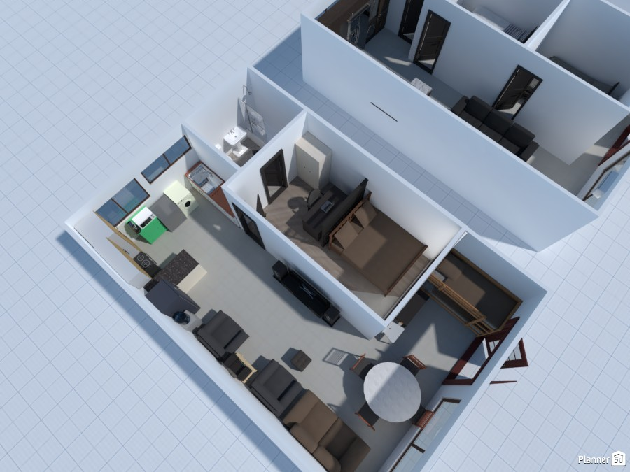 Current Floor Config 3D 2 4071185 by David Chetty image