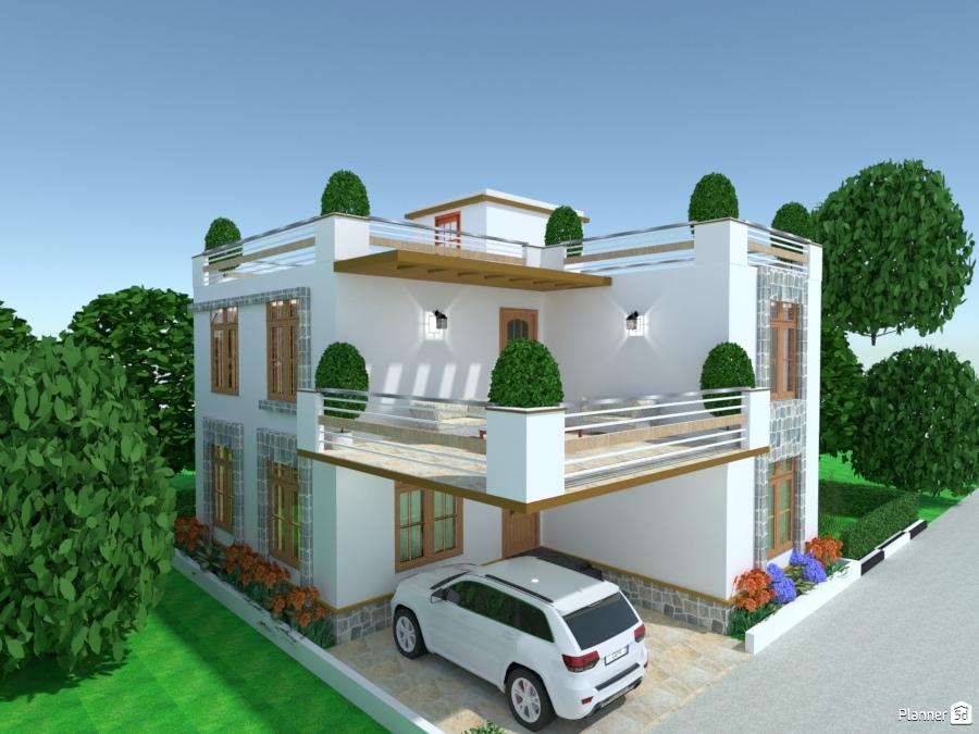 Casa moderna elegant casa moderna with casa moderna for Casa moderna ud