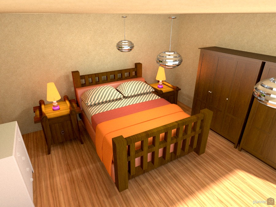 hand crafted wood bed 916160 by Joy Suiter image