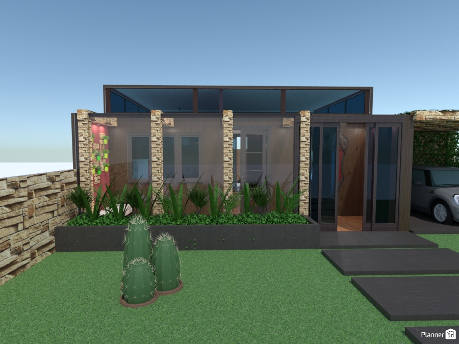 Modern Little house 1956621 by M SECK image