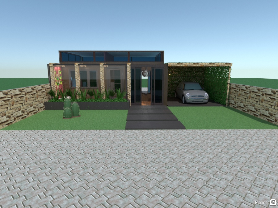 Modern Little House 72108 by M SECK image