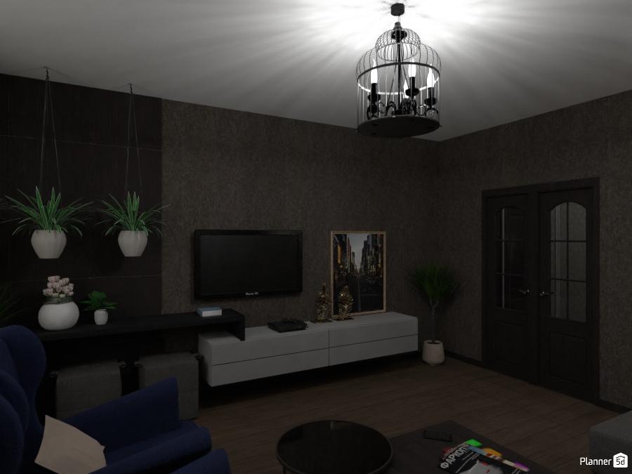 Дизайн гостиной 2473407 by Татьяна Максимова image