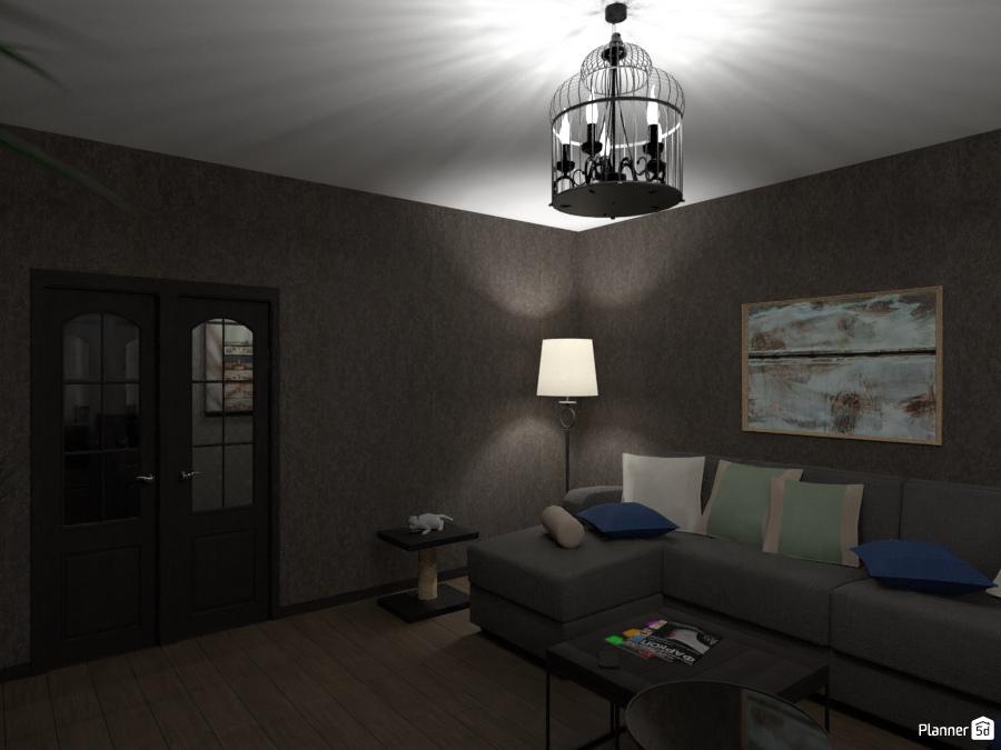 Дизайн гостиной 2473408 by Татьяна Максимова image