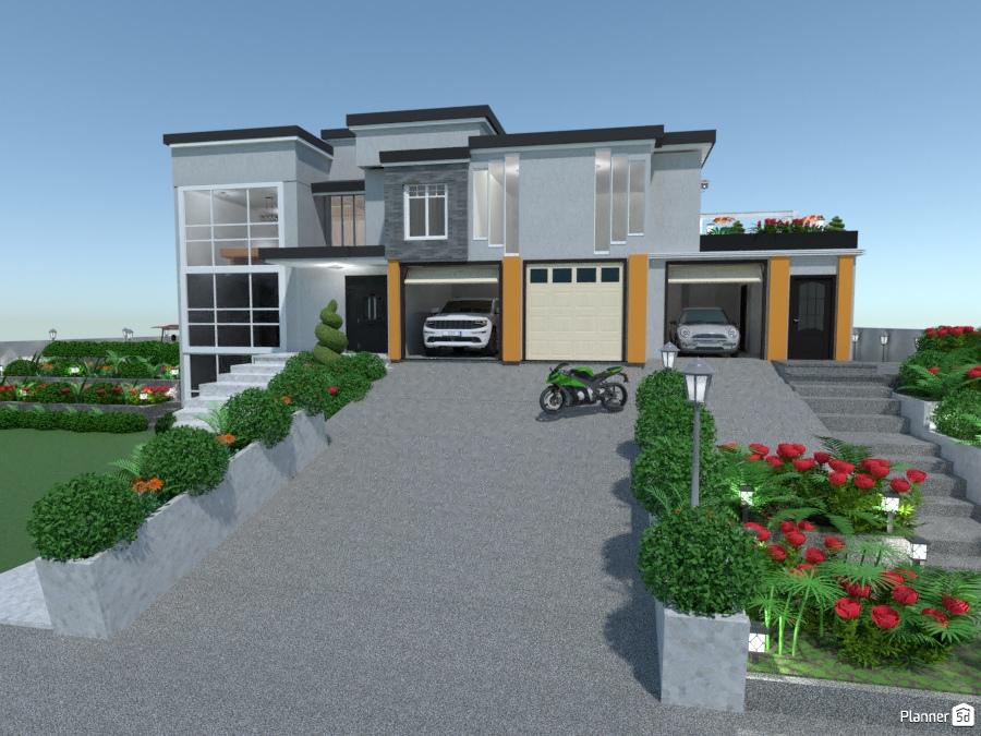 Modern House Design 2687689 by Stella Atienza image