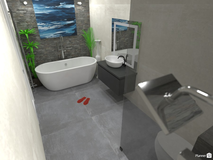 Bathroom - Modern Clean 2976074 by fabio alves image