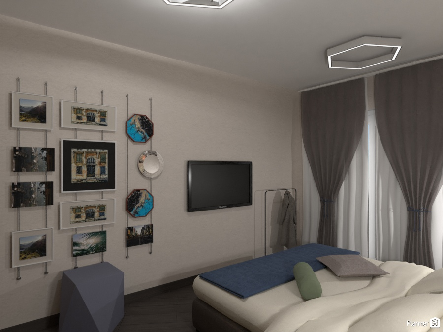 Дизайн квартиры 77699 by Татьяна Максимова image