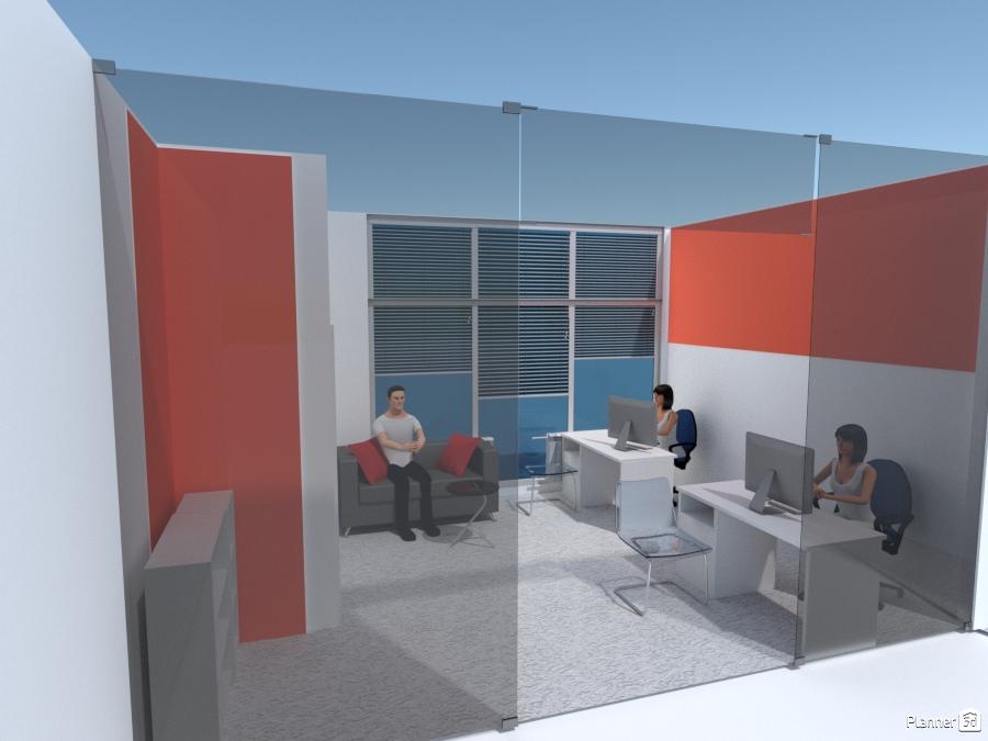 Проект офиса 1881951 by Дмитрий image