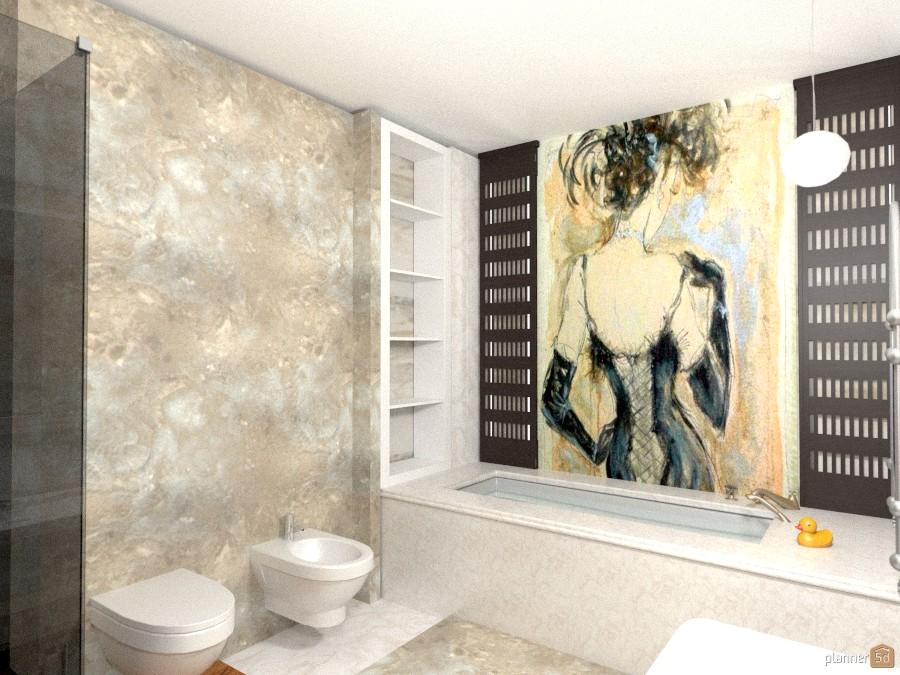 Ванная комната 1087838 by Татьяна Максимова image