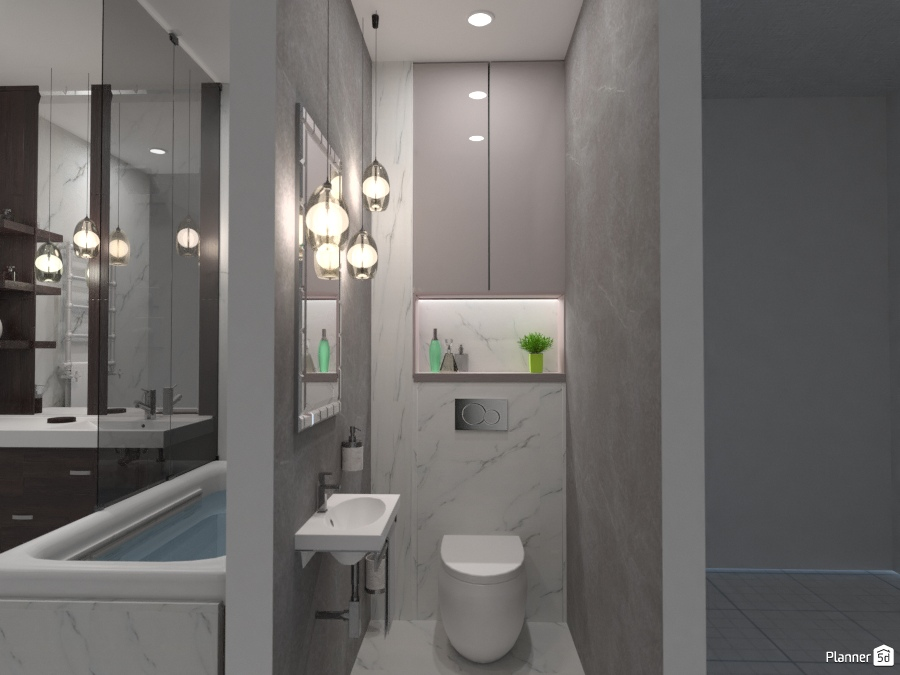 ideas apartment house bathroom lighting renovation ideas