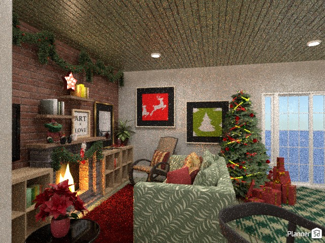 Merry Christmas! : The Christmas Contest 83854 by Micaela Maccaferri image