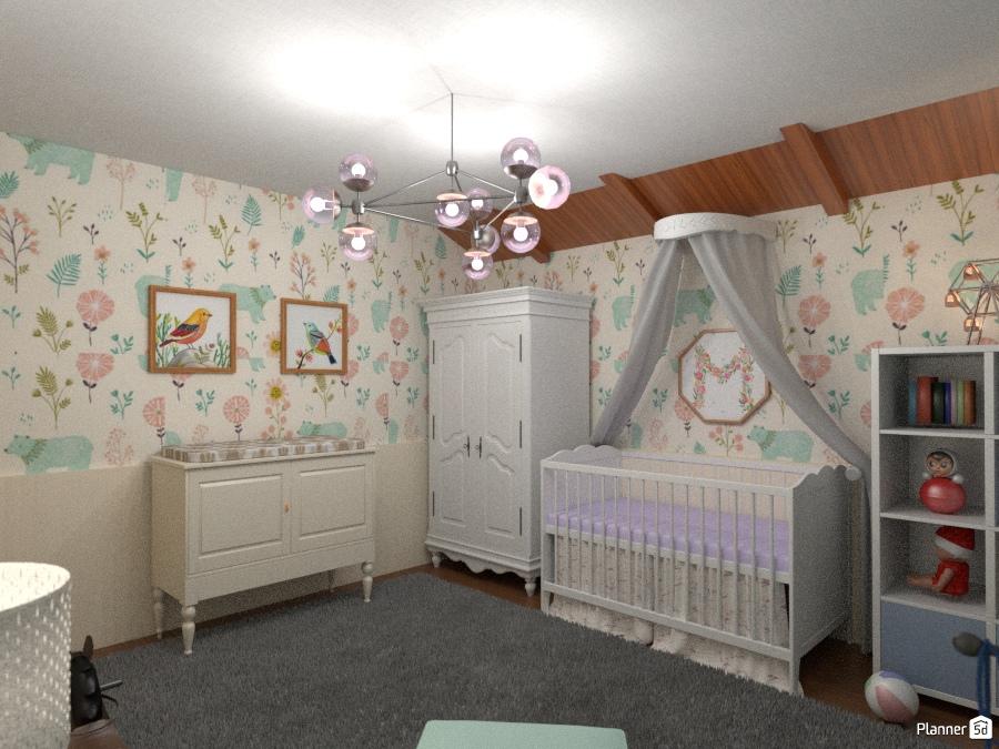 A Baby Nursery Free Online