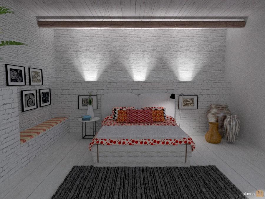 5 camera da letto furniture ideas planner 5d - Planner camera da letto ...