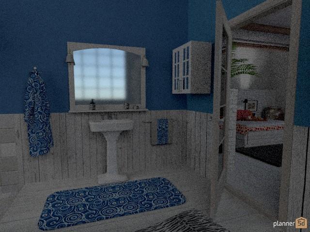 7 sala da bagno bathroom ideas planner 5d - Planner bagno 3d ...
