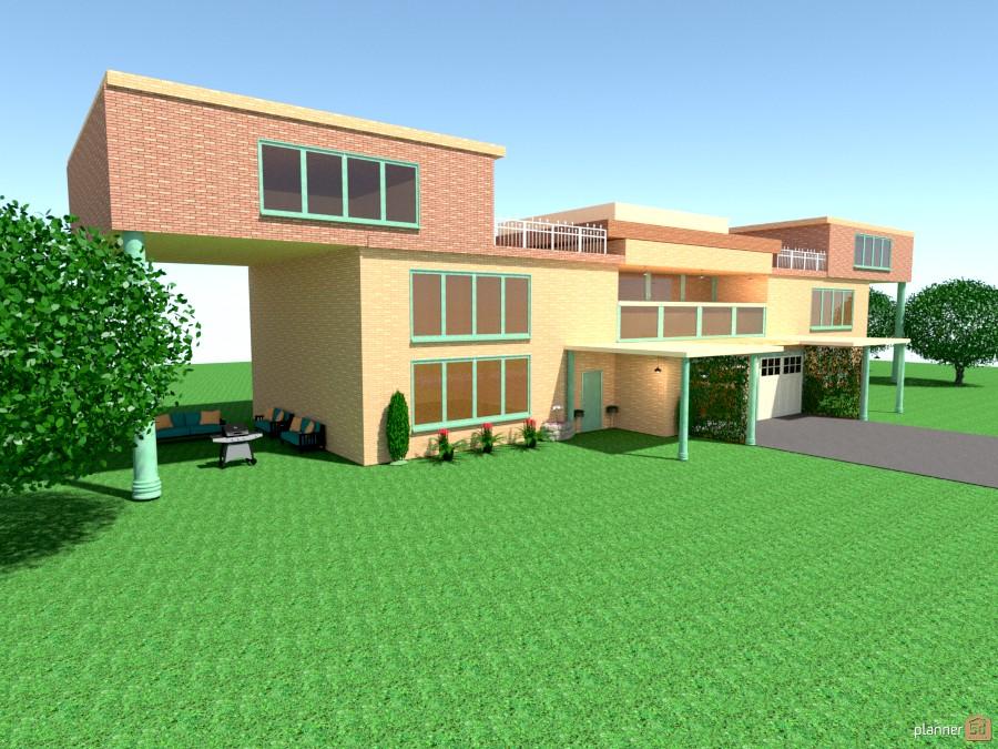 tri-level condos w/ garages 1014225 by Joy Suiter image