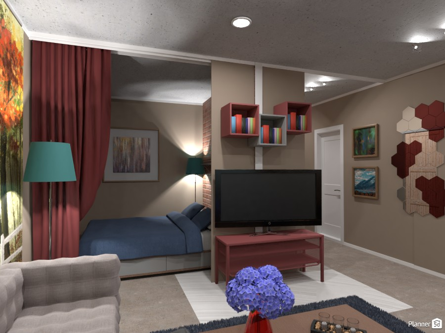 Apartamento concurso 3521998 by Jessica image