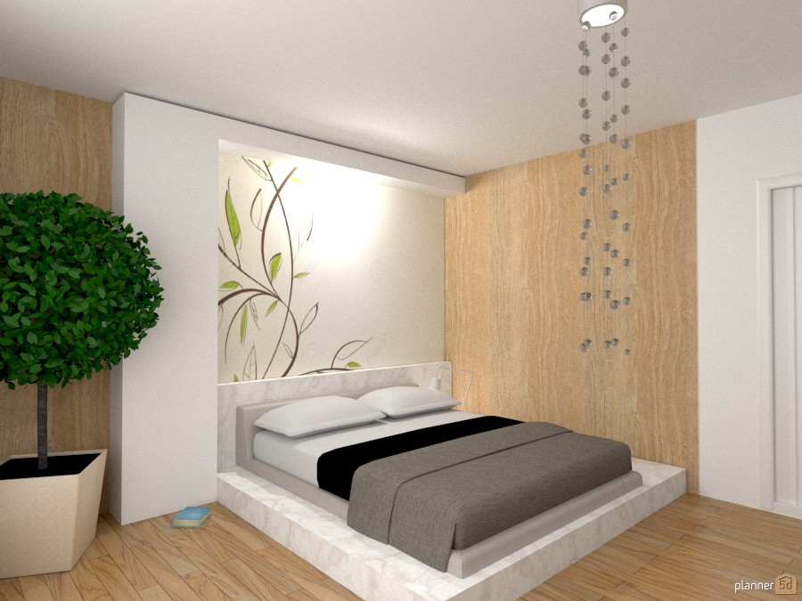 Nature Bedroom 2 989892 by Yordan Radev image