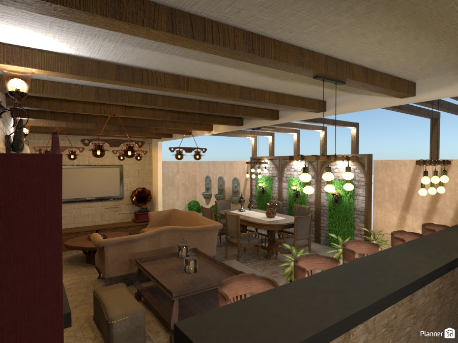 MONTERREY Classic patio 3191296 by BLAUHAUS image