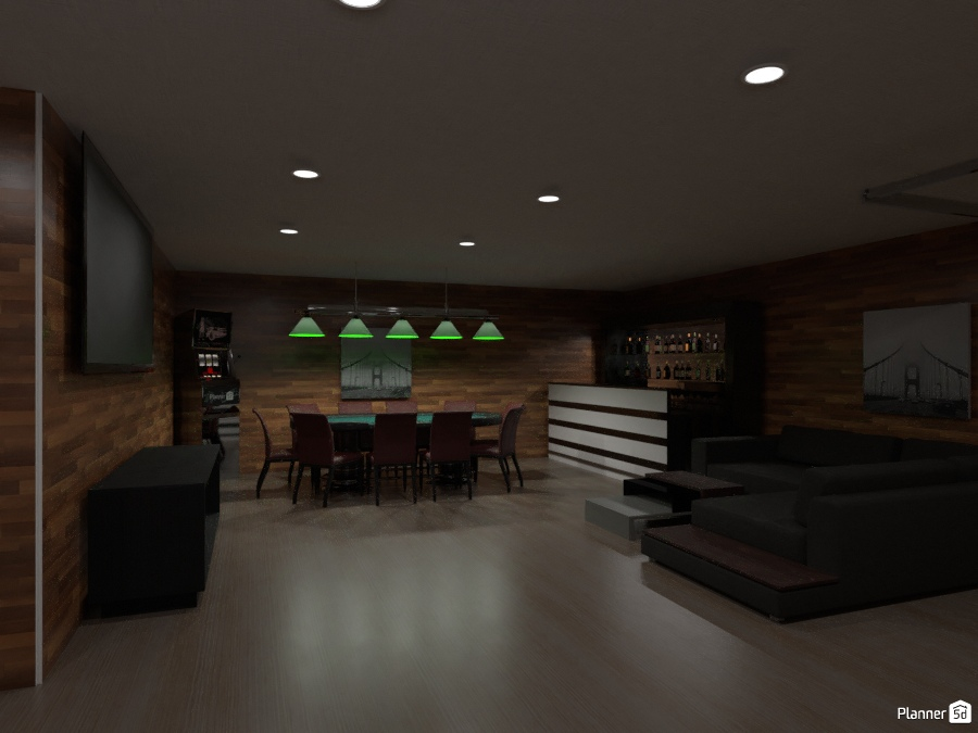 Man Cave 1 2693649 by Lawrence P image
