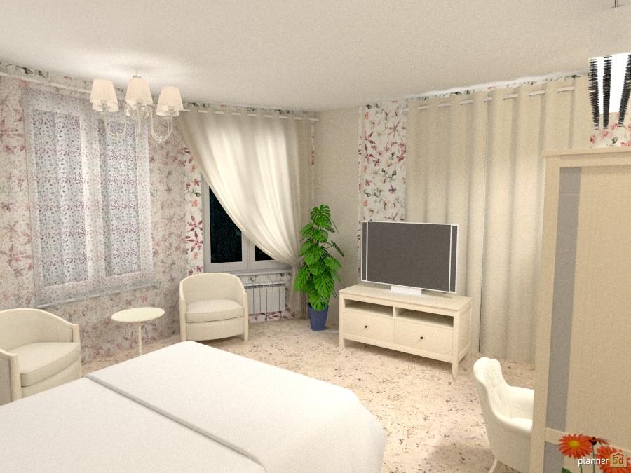 Спальня 1087576 by Татьяна Максимова image