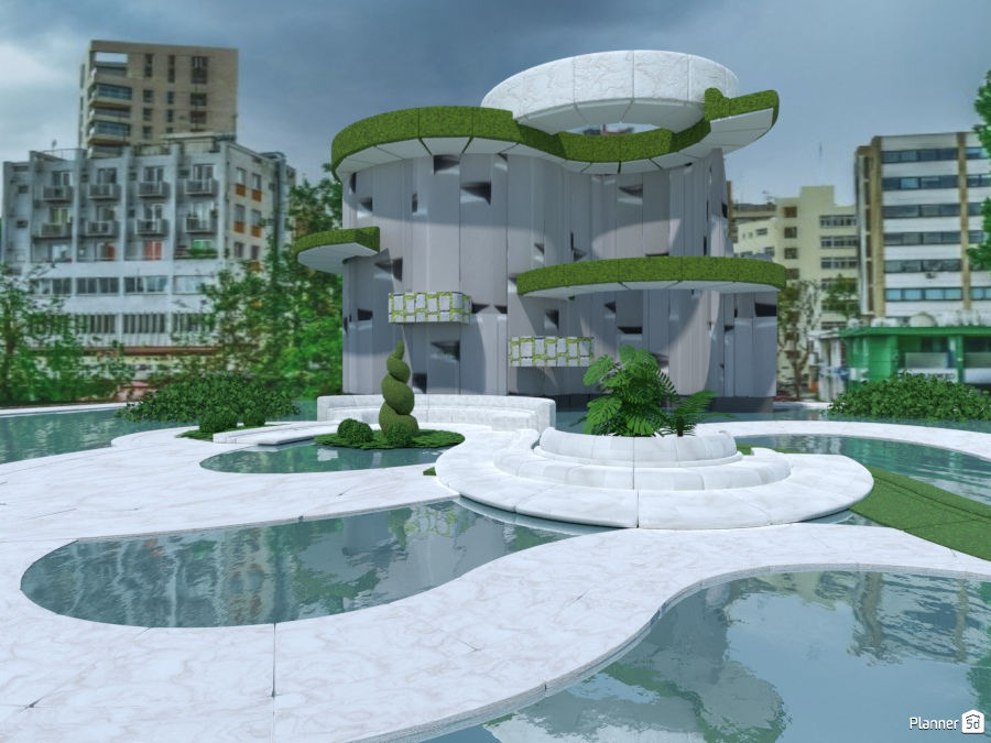 Progetto urbano 2431897 by Svetlana Baitchourina image