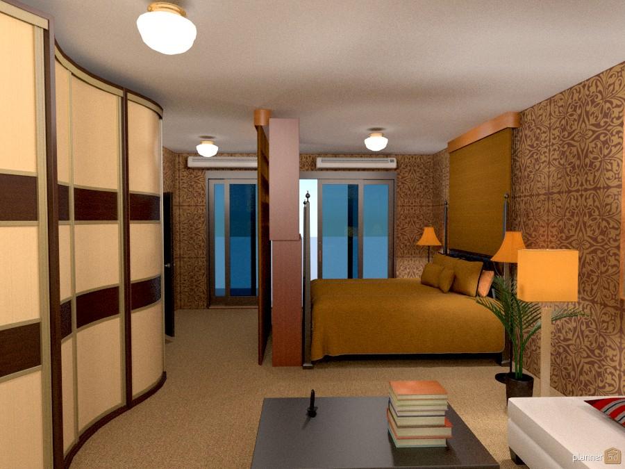 Luxurious master 39 s bedroom apartamento ideas planner 5d for Crear dormitorio virtual
