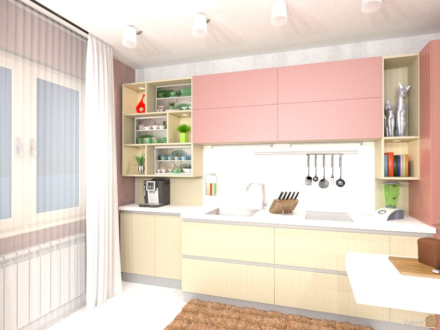 Modern Kitchen 852110 by Moonface image