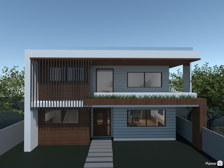 Exterior moderno 3907840 by Laura image