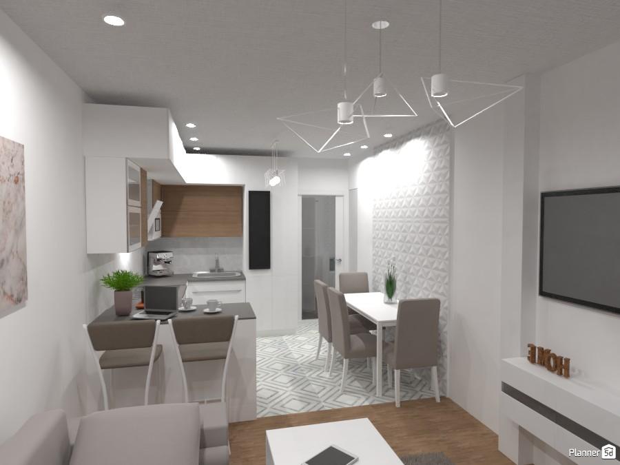 Kitchen + Living Room 3020530 by Anastasiia image