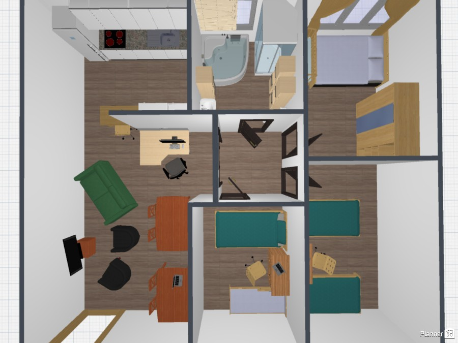 6 person Apartment 81820 by Sproutling101 image