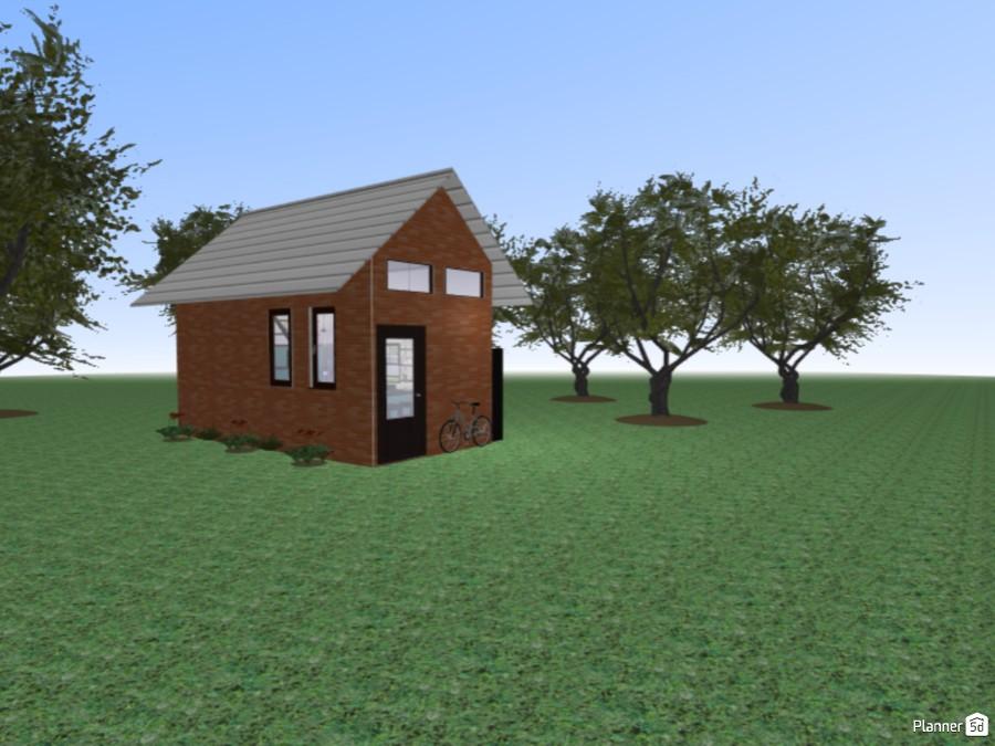 Tiny house 74587 by Jerusha Nolt image