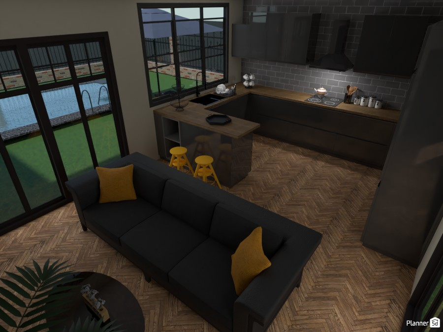 living room design 3652339 by Reyhan Göleç image